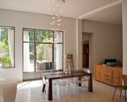 Luxury Loft with Garden in Montpellier Center.