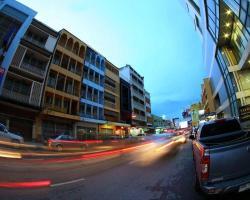 The Hive Hatyai Hostel