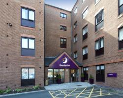 Premier Inn Birmingham Broad Street - Canal Side