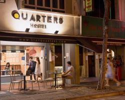 Quarters Capsule Hostel