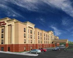 Hampton Inn & Suites-Knoxville/North I-75
