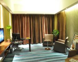 Smart Hotel Shaoxing Keqiao