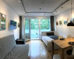 Apartment in Schwabing-West