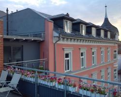 """Gästehaus """"Rendezvous am Schlossplatz"""""""