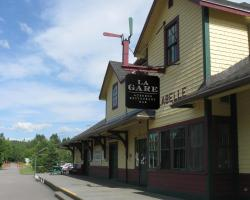 La Gare Auberge Restaurant Bar