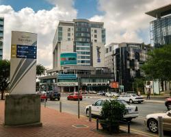 Radisson Blu Gautrain Hotel, Sandton Johannesburg
