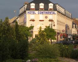 Inter-Hôtel Continental Deauville