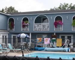 Kingsbridge Inn / Bon-Air Motel