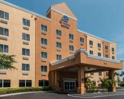 Comfort Suites Tampa Airport North