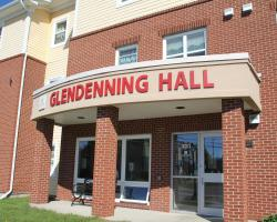 Glendenning Hall at Holland College