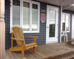 Motel & Chalets Baie de Gaspé