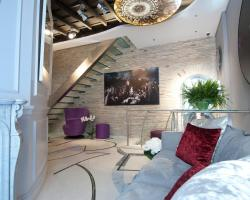 BDB Luxury Rooms Margutta