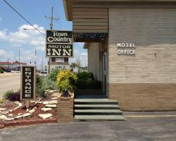Town and Country Motor Inn Mountain Home AR