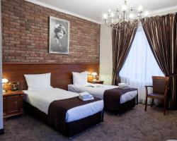 Trzy Korony Boutique Hotel&SPA Piwne