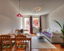 Apartment Budapest Peace