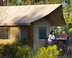 Kings Canyon Wilderness Lodge