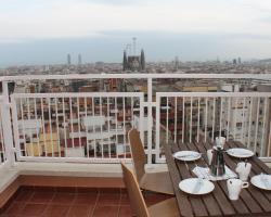 BBarcelona Apartments Sant Pau Flats