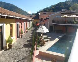 Hermosa Villa en Antigua Guatemala