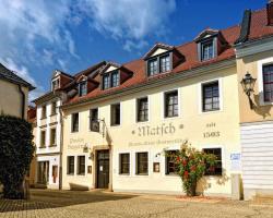 Matsch - Plauens älteste Gastwirtschaft
