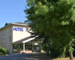 Inter-Hotel Château-Gontier Le Clos de l'Orgerie