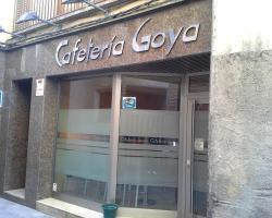 Hostal Cafeteteria Goya