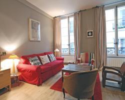 Apart of Paris - Montorgueil - Rue St Sauveur
