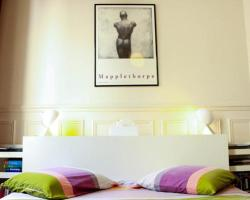 Gay B&B Tour Saint-Jacques