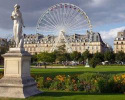 Private Apartment - Louvre Museum - Tuileries