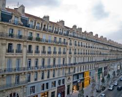 Les Appartements du Vieux-Port: Appartement Haussmannien