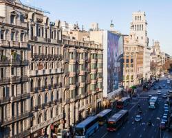 Be Barcelona Plaza Catalunya