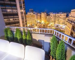 Valencia Boutique Plaza España Sky Penthouse