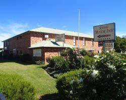 Scone Motor Inn & Apartments