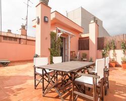 Sagrada Familia Private Terrace