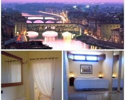 Florence Beautiful Penthouse-Suite
