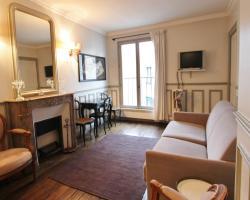 Appartement Louvre et Frère