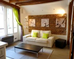 Apart of Paris - Le Marais - Rue St Martin - 2 Bedroom