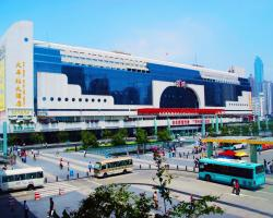 Shenzhen Luohu Railway Station Hotel - Commercial Building