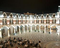 Piazza Four Colours