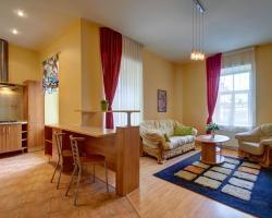 Vilnius Old City apartment