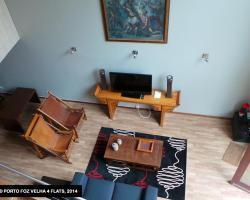 Porto Foz Velha 4 Flats