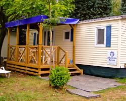 Albatross Mobile Homes on Europa Silvella