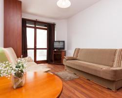 Apartament Laguna Róża Wiatrów