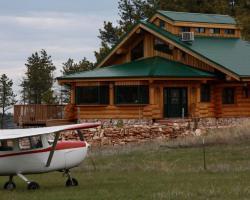 Flyway Log Cabin
