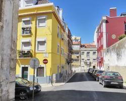 RH Casinha do Príncipe 2, Príncipe Real Lisbon Apartment