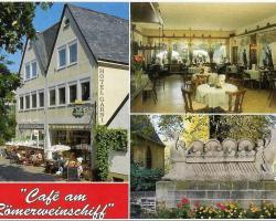 Hotel-Cafe am Römerweinschiff