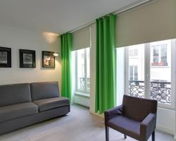 Parisian Home - Appartements Grands Boulevards - Studio