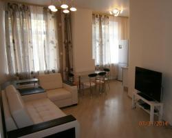 Leader NORD apartments at Smolenskaya