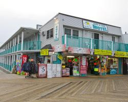 Sand and Surf Motel
