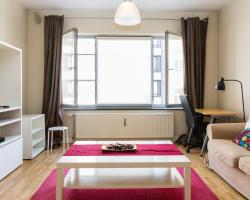 Rue Defacqz B Halldis Apartment