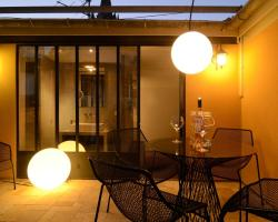 Duplex et Terrasse Mazarin
